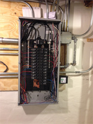 Electrical Panel Change